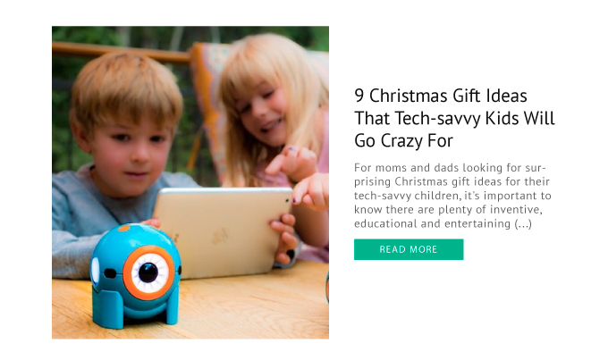 Kids Bedroom Ideas | 9 Christmas Gift Ideas That Tech-savvy Kids ...