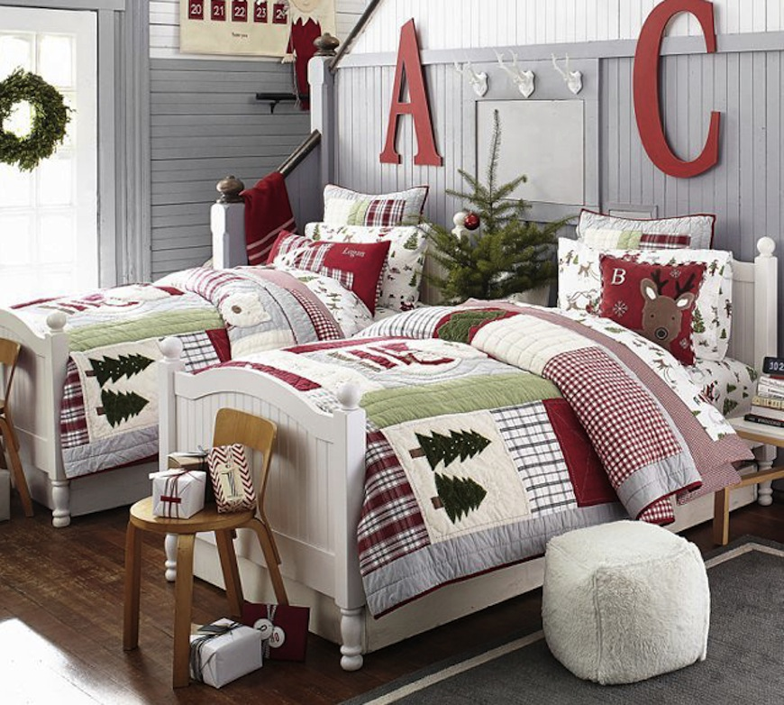 10 Adorable Kids Bedroom Ideas to Inspire You This Christmas ➤ Discover the season's newest designs and inspirations for your kids. Visit us at kidsbedroomideas.eu #KidsBedroomIdeas #KidsBedrooms #KidsBedroomDesigns @KidsBedroomBlog kids bedroom ideas 10 Adorable Kids Bedroom Ideas to Inspire You This Christmas 10 Adorable Christmas Decor Ideas for Your Kids Bedroom 1