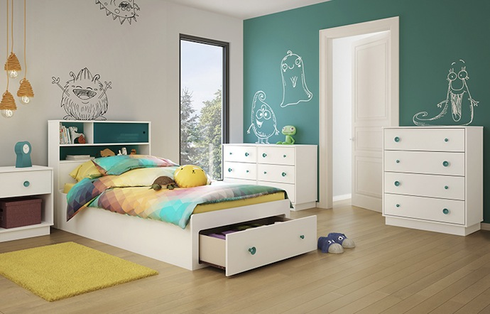 modern kids bedroom ideas perfect for both girls and boys 12594 | amazing modern kids bedroom decor ideas perfect for both girls and boys 3