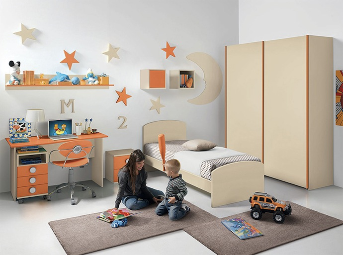 modern kids bedroom ideas perfect for both girls and boys 12594 | amazing modern kids bedroom decor ideas perfect for both girls and boys 4