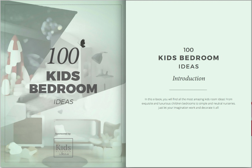 Free Ebook: Get Inspired With These 100 Kids Bedroom Design Ideas ➤ Discover the season's newest designs and inspirations for your kids. Visit us at kidsbedroomideas.eu #KidsBedroomIdeas #KidsBedrooms #KidsBedroomDesigns @KidsBedroomBlog
