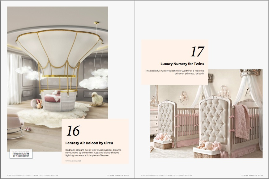 Free Ebook: Get Inspired With These 100 Kids Bedroom Ideas ➤ Discover the season's newest designs and inspirations for your kids. Visit us at kidsbedroomideas.eu #KidsBedroomIdeas #KidsBedrooms #KidsBedroomDesigns @KidsBedroomBlog