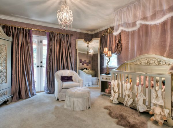 Kids Bedroom Ideas: Stylish Nurseries for Posh Babies ➤ Discover the season's newest designs and inspirations for your kids. Visit us at kidsbedroomideas.eu #KidsBedroomIdeas #KidsBedrooms #KidsBedroomDesigns @KidsBedroomBlog nurseries for posh babies Kids Bedroom Ideas: Stylish Nurseries For Posh Babies Kids Bedroom Ideas Stylish Nurseries For Posh Babies 600x445