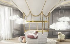 Kids Bedrooms Ideas: 7 Eye-catching Ceiling Design Ideas ➤ Discover the season's newest designs and inspirations for your kids. Visit us at kidsbedroomideas.eu #KidsBedroomIdeas #KidsBedrooms #KidsBedroomDesigns @KidsBedroomBlog
