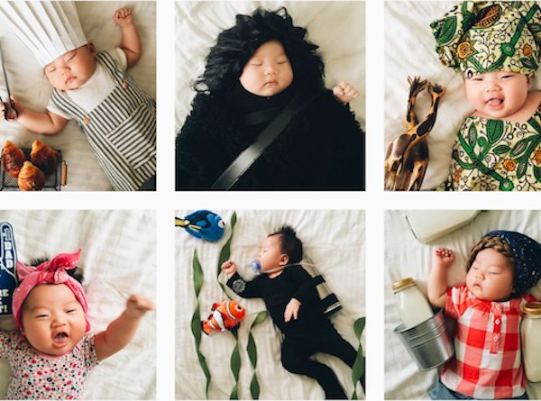 Look These Adorable Napping Baby Dressed Up Pictures on Instagram ➤ Discover the season's newest designs and inspirations for your kids. Visit us at kidsbedroomideas.eu #KidsBedroomIdeas #KidsBedrooms #KidsBedroomDesigns @KidsBedroomBlog