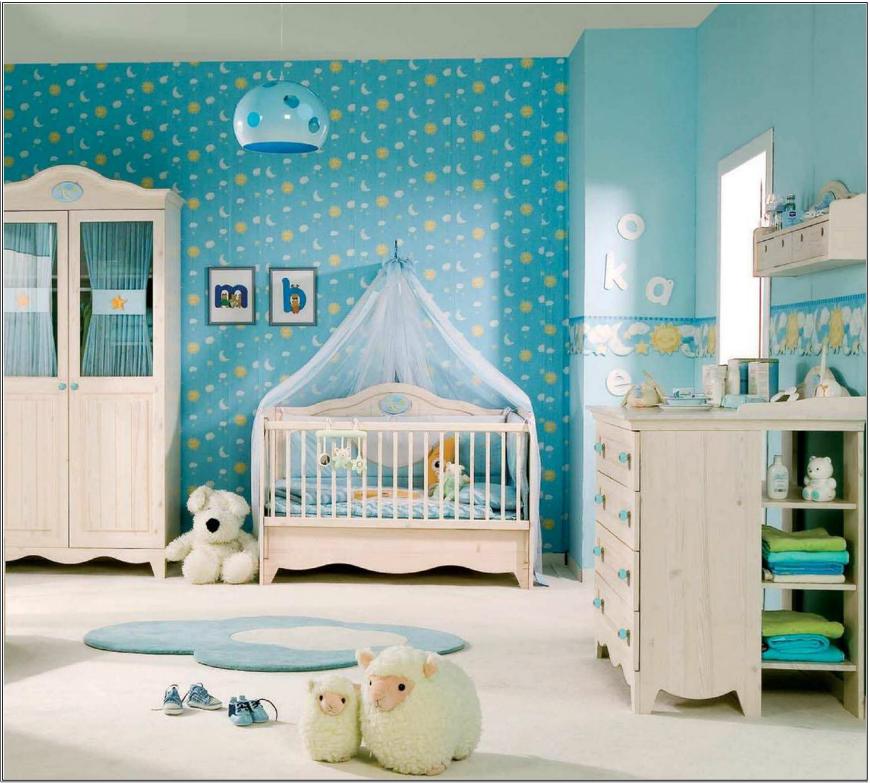 Magic Wallpapers That Will Brighten Your Kids Room - Kids ...