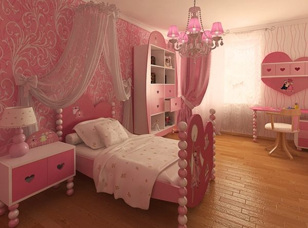 10 Girls' Bedroom Ideas That Your Little Princess Will Love ➤ Discover the season's newest designs and inspirations for your kids. Visit us at www.kidsbedroomideas.eu #KidsBedroomIdeas #KidsBedrooms #KidsBedroomDesigns @KidsBedroomBlog girls bedroom ideas 10 Girls Bedroom Ideas That Your Little Princess Will Love 10 Girls    Bedroom Ideas That Your Little Princess Will Love 600x445