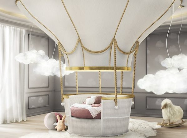 Kids Bedroom Furniture: Fantasy Air Balloon by Circu ➤ Discover the season's newest designs and inspirations for your kids. Visit us at www.kidsbedroomideas.eu #KidsBedroomIdeas #KidsBedrooms #KidsBedroomDesigns @KidsBedroomBlog