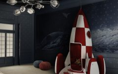 Kids Bedroom Furniture: Rocky Rocket Armchair by Circu ➤ Discover the season's newest designs and inspirations for your kids. Visit us at www.kidsbedroomideas.eu #KidsBedroomIdeas #KidsBedrooms #KidsBedroomDesigns @KidsBedroomBlog
