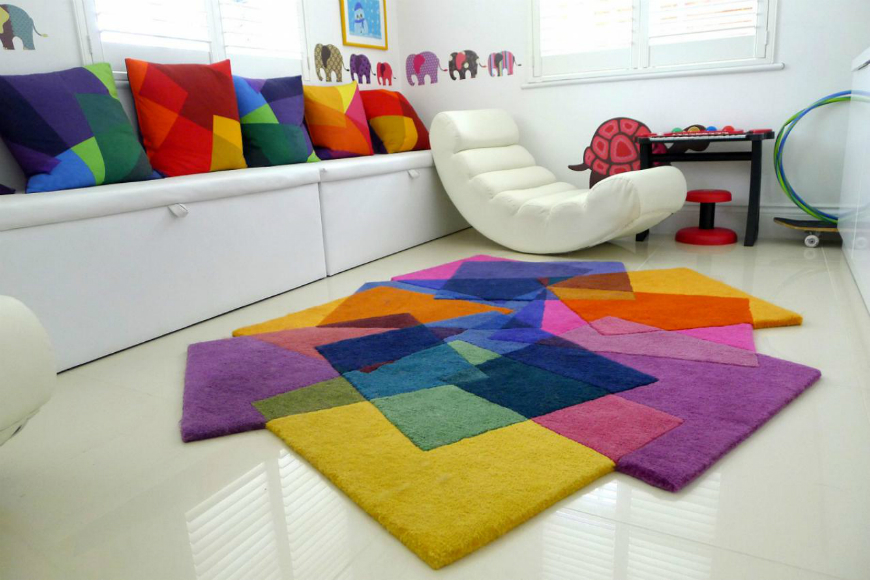 Kids Bedroom Ideas: 5 Mesmerizing Rugs That Your Kids Will Love ➤ Discover the season's newest designs and inspirations for your kids. Visit us at kidsbedroomideas.eu #KidsBedroomIdeas #KidsBedrooms #KidsBedroomDesigns @KidsBedroomBlog