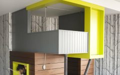 Modern Bunk Beds For Kids You'll love ➤ Discover the season's newest designs and inspirations for your kids. Visit us at kidsbedroomideas.eu #KidsBedroomIdeas #KidsBedrooms #KidsBedroomDesigns @KidsBedroomBlog