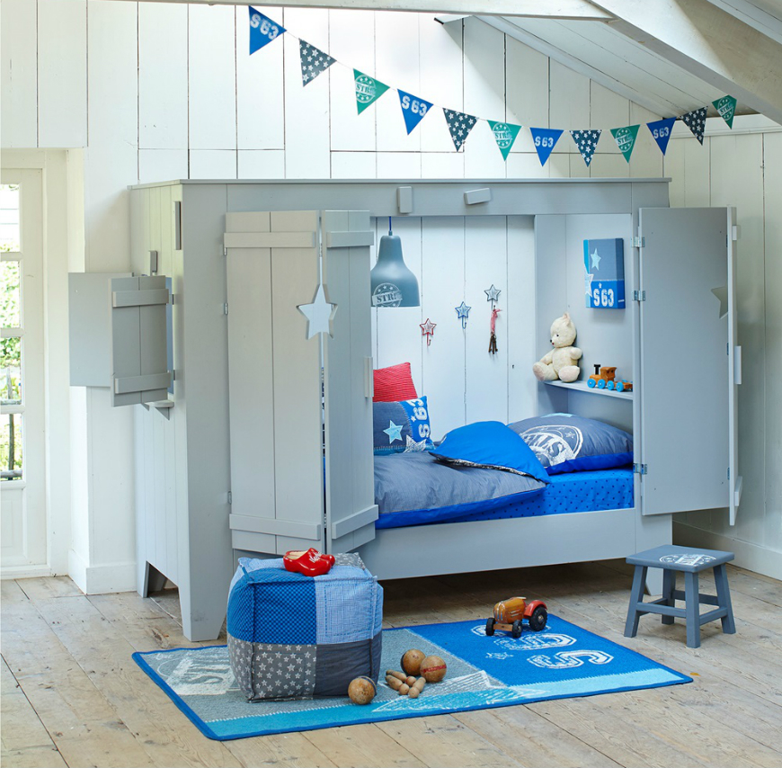 Are Cabin Beds The Solution For Small Bedrooms: The Most Perfect Cabin Beds For Kids You'll Ever See