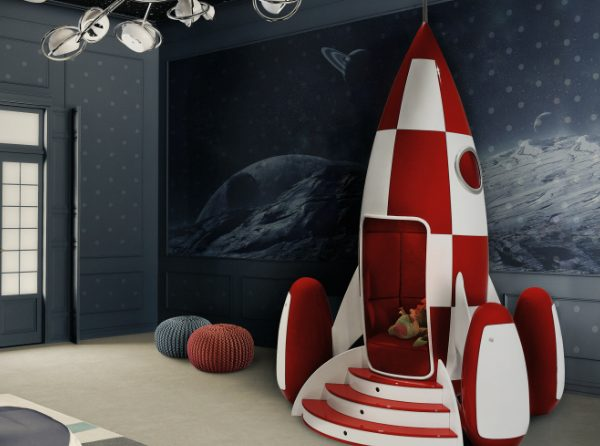 The Most Perfect Décor Ideas For An Space-themed Bedroom for Boys ➤ Discover the season's newest designs and inspirations for your kids. Visit us at kidsbedroomideas.eu #KidsBedroomIdeas #KidsBedrooms #KidsBedroomDesigns @KidsBedroomBlog Space-themed Bedroom The Most Perfect Décor Ideas For An Space-themed Bedroom for Boys The Most Perfect D  cor Ideas For An Space themed Bedroom for Boys Cover 600x446