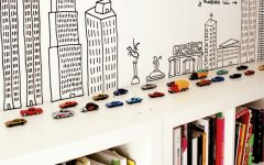 Tips and Tricks: 7 Clever Ways to Display Your Kids' Books ➤ Discover the season's newest designs and inspirations for your kids. Visit us at www.kidsbedroomideas.eu #KidsBedroomIdeas #KidsBedrooms #KidsBedroomDesigns @KidsBedroomBlog