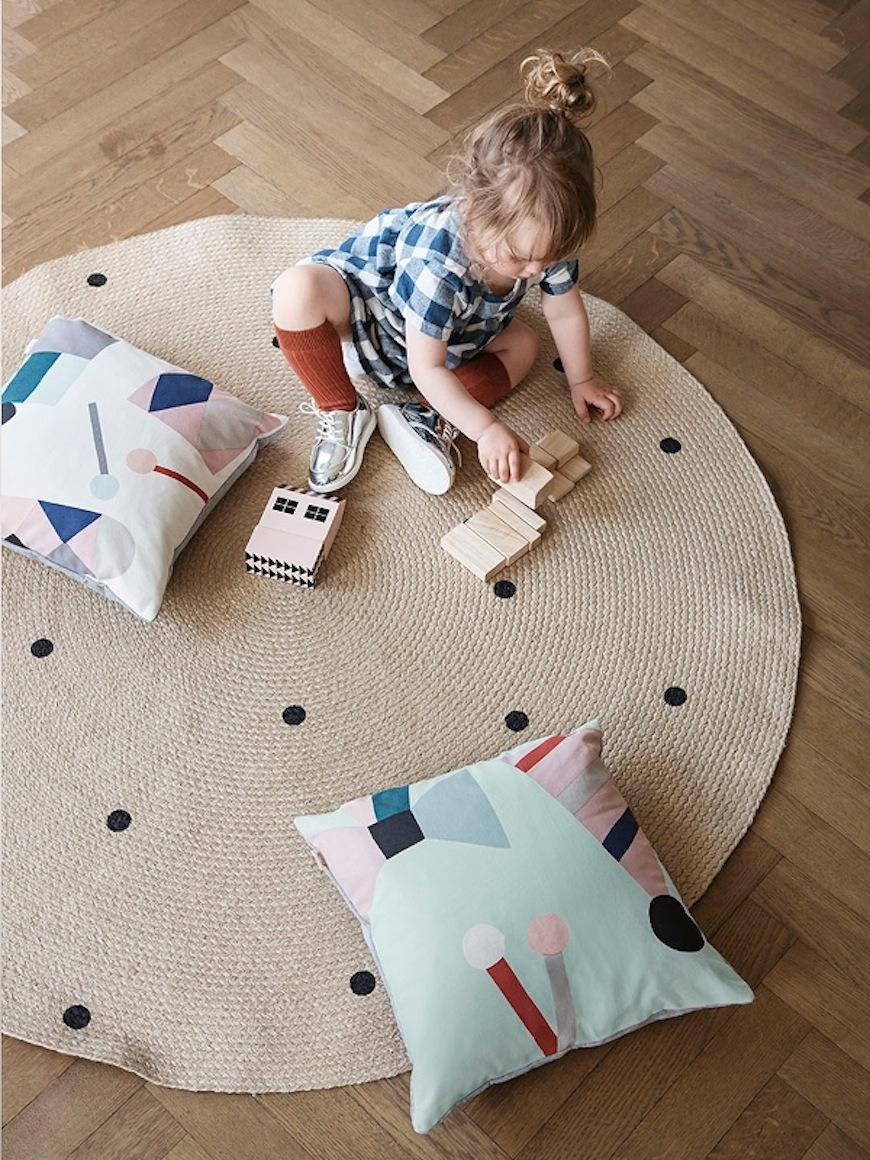 ferm living releases new kids collection maison et objet 2017. Black Bedroom Furniture Sets. Home Design Ideas