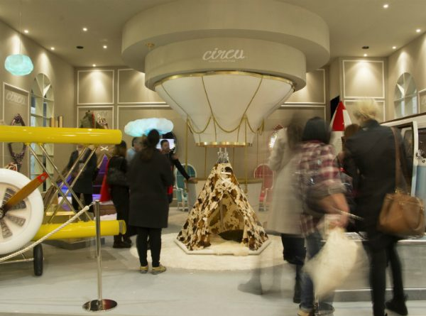 Maison Et Objet 2017: Inside Circu Stand ➤ Discover the season's newest designs and inspirations for your kids. Visit us at www.circu.net/blog/ #KidsBedroomIdeas #CircuBlog #MagicalFurniture @CircuBlog