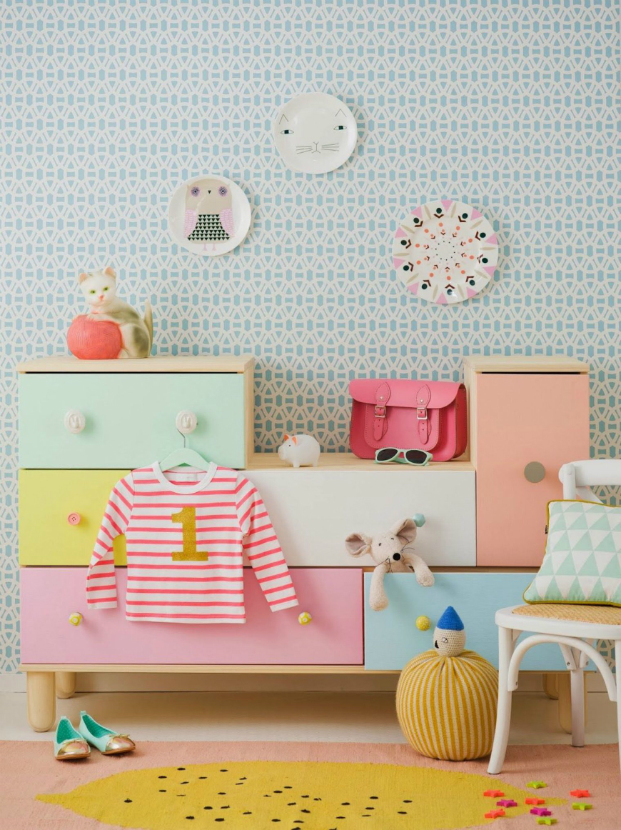 Spring Trends 20198: The Best Pastel Kids Room Ideas to Inspire You spring trends 2019 Spring Trends 2019: The Best Pastel Kids Room Ideas to Inspire You Spring Trends 2017 The Best Pastel Kids Room Ideas to Inspire You 12