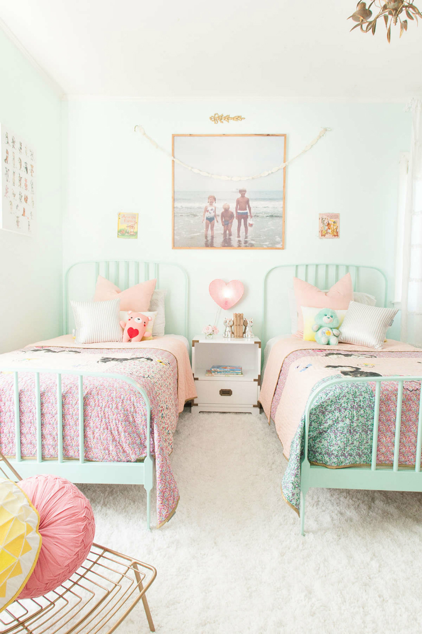 Spring Trends 20198: The Best Pastel Kids Room Ideas to Inspire You spring trends 2019 Spring Trends 2019: The Best Pastel Kids Room Ideas to Inspire You Spring Trends 2017 The Best Pastel Kids Room Ideas to Inspire You 4