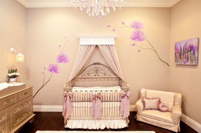 5 celebrity kids 39 rooms to inspire you today for Celebrity kids bedroom designs