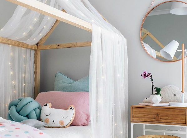 Amazing Dossel Beds For Kids Bedroom You'll Love ➤ Discover the season's newest designs and inspirations for your kids. Visit us at kidsbedroomideas.eu #KidsBedroomIdeas #KidsBedrooms #KidsBedroomDesigns @KidsBedroomBlog