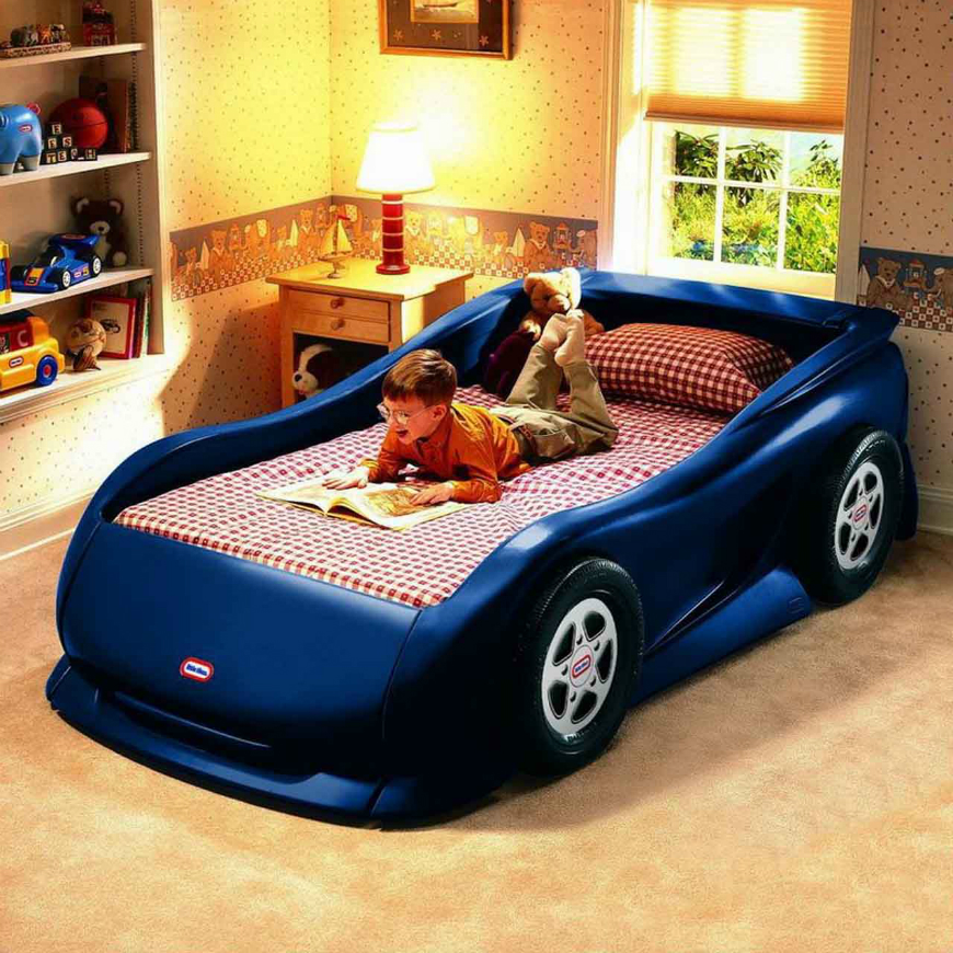 Kids Bedroom Furniture: Car-Shaped Beds ➤ Discover the season's newest designs and inspirations for your kids. Visit us at www.kidsbedroomideas.eu #KidsBedroomIdeas #KidsBedrooms #KidsBedroomDesigns @KidsBedroomBlog car-shaped beds Kids Bedroom Furniture: Car-Shaped Beds Kids Bedroom Furniture Car Shaped Beds 5