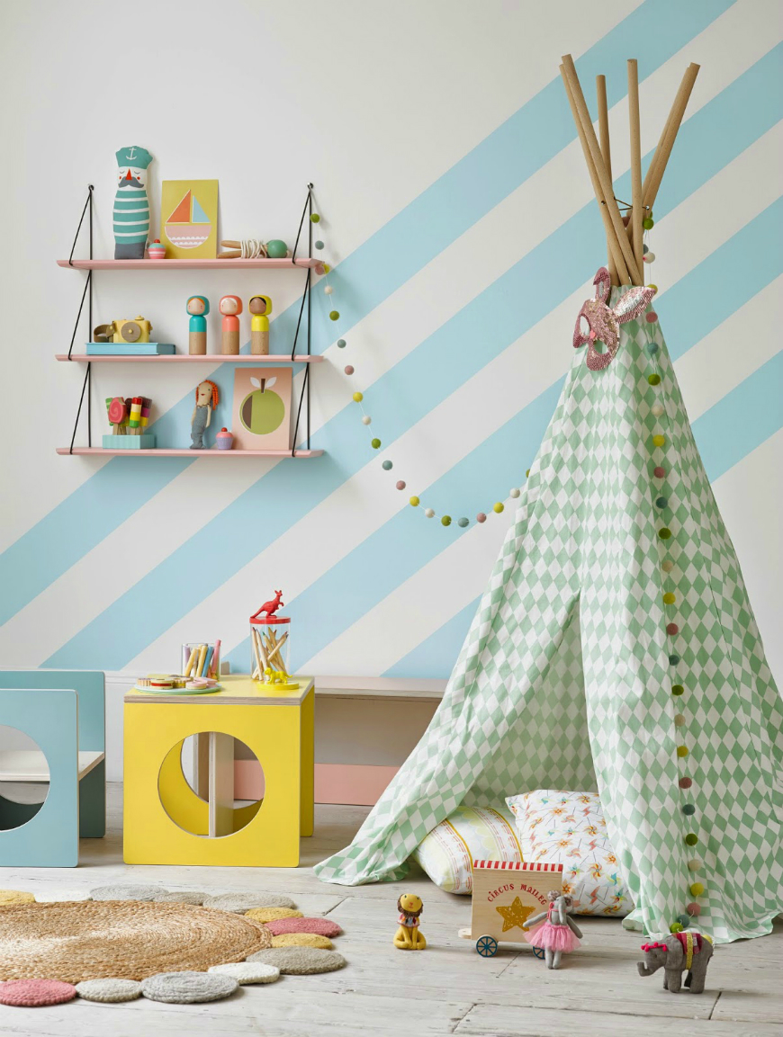 5 Creative Decorating Tips on How To Use Paint in Your ...