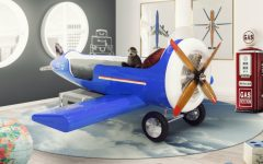 Awesome Airplane-Themed Bedroom Ideas Your Kids Will Love ➤ Discover the season's newest designs and inspirations for your kids. Visit us at www.kidsbedroomideas.eu #KidsBedroomIdeas #KidsBedrooms #KidsBedroomDesigns @KidsBedroomBlog