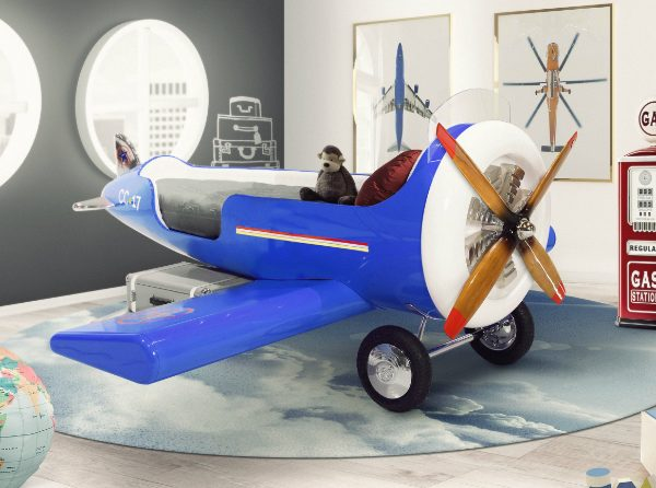 Awesome Airplane-Themed Bedroom Ideas Your Kids Will Love ➤ Discover the season's newest designs and inspirations for your kids. Visit us at www.kidsbedroomideas.eu #KidsBedroomIdeas #KidsBedrooms #KidsBedroomDesigns @KidsBedroomBlog Airplane-Themed Bedroom Awesome Airplane-Themed Bedroom Ideas Your Kids Will Love Awesome Airplane Themed Bedroom Ideas Your Kids Will Love Cover 600x446