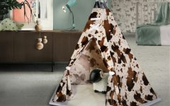 Teepee Style Room Décor Children Will Love ➤ Discover the season's newest designs and inspirations for your kids. Visit us at www.kidsbedroomideas.eu #KidsBedroomIdeas #KidsBedrooms #KidsBedroomDesigns @KidsBedroomBlog