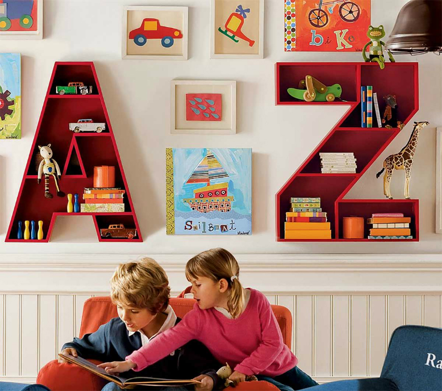 Fun Bookcase Ideas To Stylish Your Kids Rooms ➤ Discover the season's newest designs and inspirations for your kids. Visit us at www.kidsbedroomideas.eu #KidsBedroomIdeas #KidsBedrooms #KidsBedroomDesigns @KidsBedroomBlog
