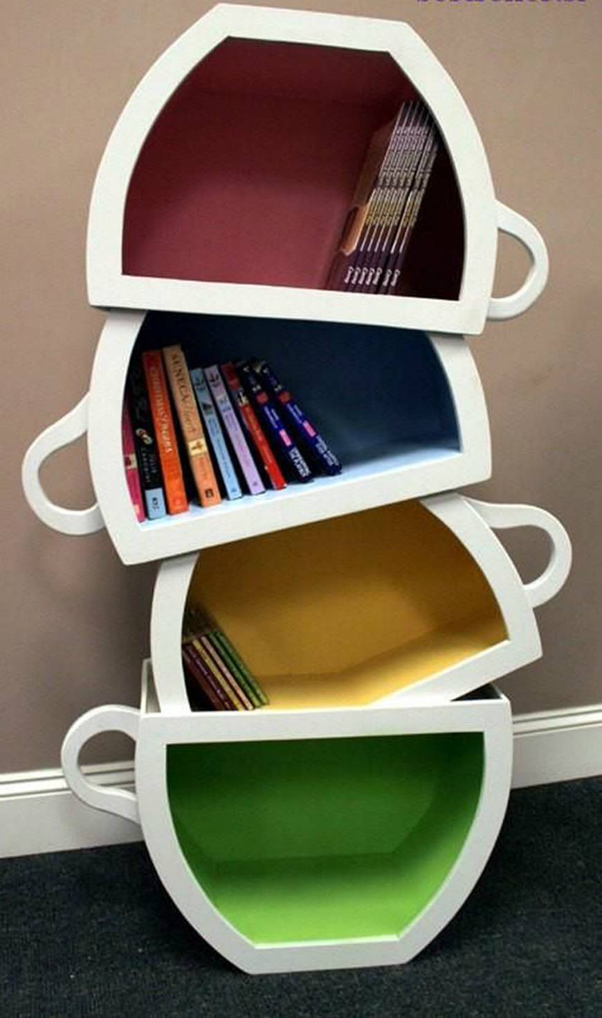 fun bookcase ideas Fun Bookcase Ideas To Stylish Your Kids Rooms Fun Bookcase Ideas To Stylish Your Kids Rooms 5