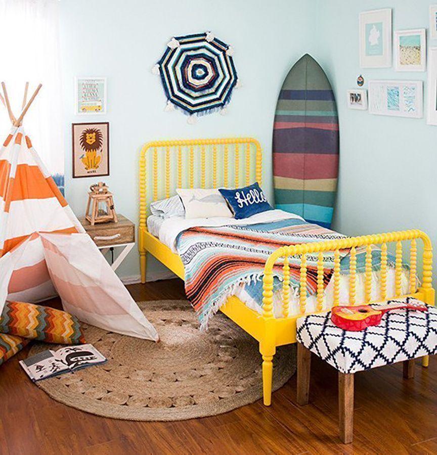Kids Bedroom Ideas: Summer Room Décor To Inspire You