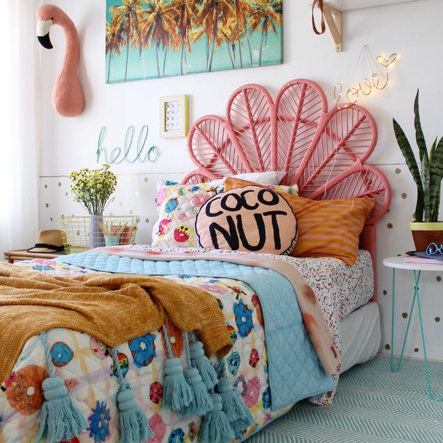 Summer Décor Trends 2017 The Best Kids Tropical Bedroom Ideas