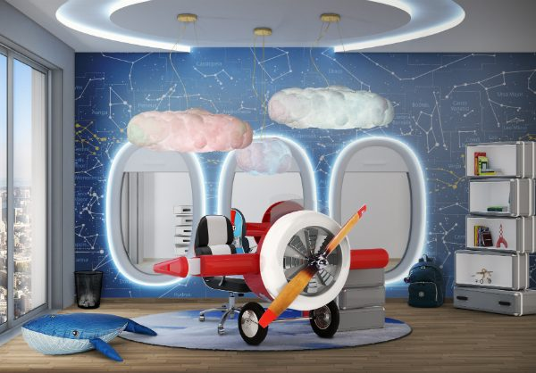Get Inspired with These Unique Back To School Ideas by Circu ➤ Discover the season's newest designs and inspirations for your kids. Visit us at www.kidsbedroomideas.eu #KidsBedroomIdeas #KidsBedrooms #KidsBedroomDesigns @KidsBedroomBlog