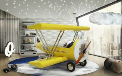 Plane Bed Ideas Kids Bedroom Ideas: Plane Bed Ideas For Boys Room Kids Bedroom Ideas Plane Bed Ideas For Boys Room Cover 1 240x150