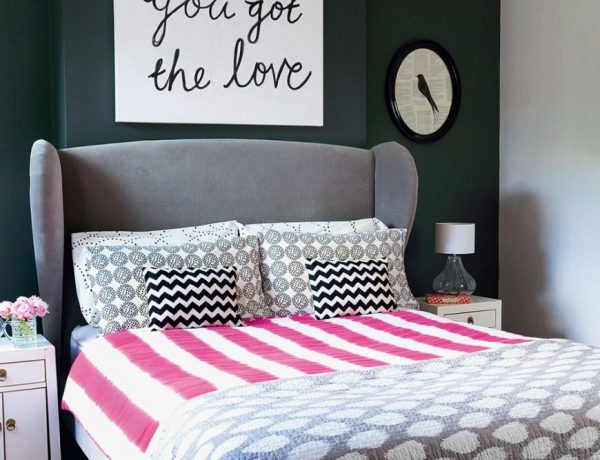 5 Incredible Bedroom Decor Ideas For Teenage Girls