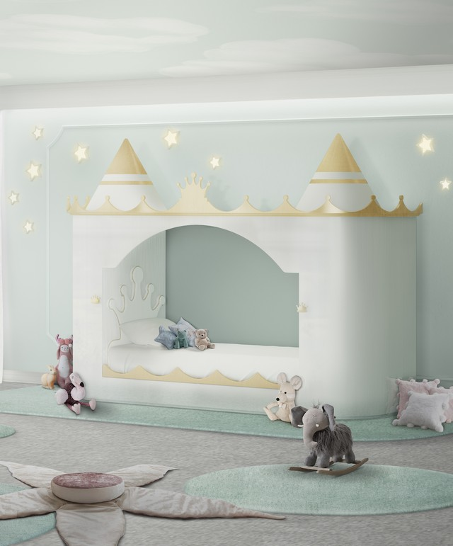 Enter The Relm Of Gender-Neutral Kids Decor With These Awesome Pieces Gender-Neutral Kids Decor Enter The Realm Of Gender-Neutral Kids Decor With These Awesome Pieces A Royal Gender Neutral Kids Bedroom Theme Youll Absolutely Love 3
