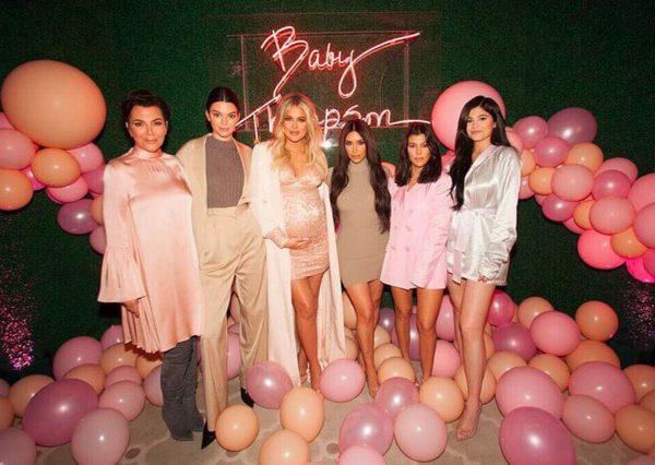 Khloé Kardashian Khloé Kardashian Threw the Most Lavish Baby Shower Ever Check Out Khlo   Kardashians Ridiculously Gorgeous Baby Shower 1 600x426