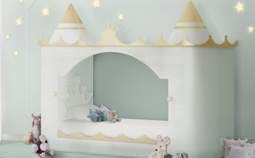 Cool Creative Bedroom Decors That Your Kid Will Love