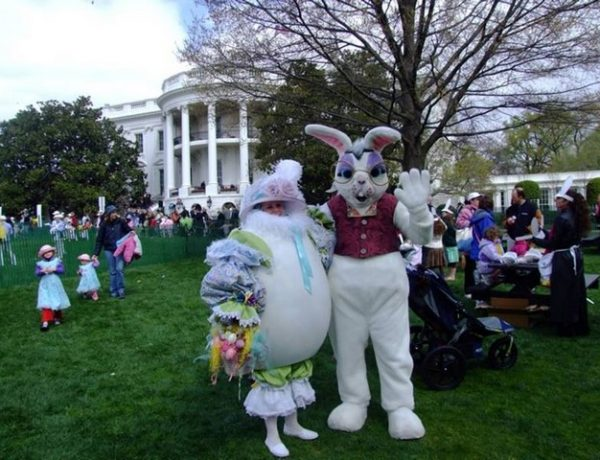 You Don't Want to Miss The 2018 White House Egg Roll