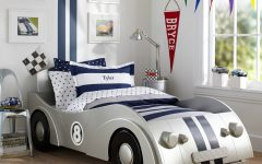 Little Boys Bedrooms 5 Amazing Car-Shaped Beds Perfect for Little Boys Bedrooms Kids Bedroom Furniture Car Shaped Beds 2 240x150