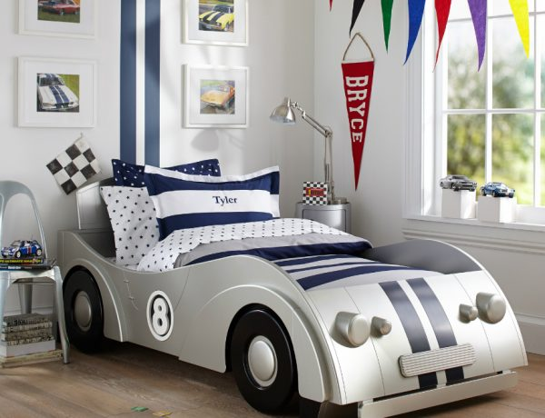 Little Boys Bedrooms 5 Amazing Car-Shaped Beds Perfect for Little Boys Bedrooms Kids Bedroom Furniture Car Shaped Beds 2 600x460