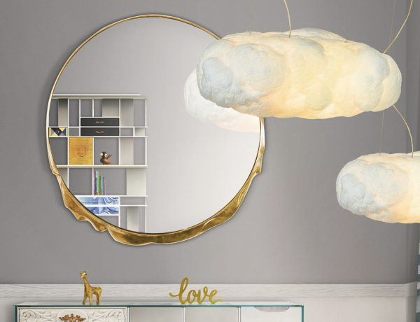 Kids Bedroom Design 5 Awesome Wall Mirrors for Your Kids Bedroom Design cloud lamp ambience circu magical furniture 01 600x460