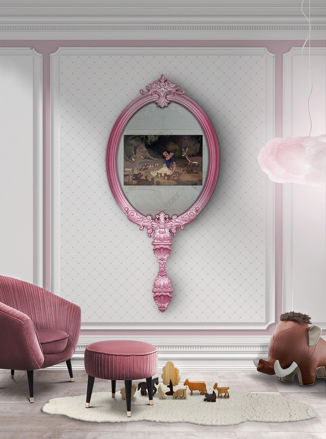 We Give You 5 Good Reasons to Visit Circu's Stand at Isaloni 2018 Isaloni 2018 We Give You 5 Good Reasons to Visit Circu's Stand at Isaloni 2018 Kids Bedroom Decor Ideas 5 Stunning Wall Mirrors Youll Love 3