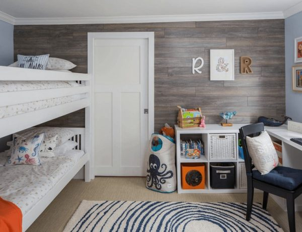 7 Ingenious Shared Bedroom Ideas Your Kids Will Love