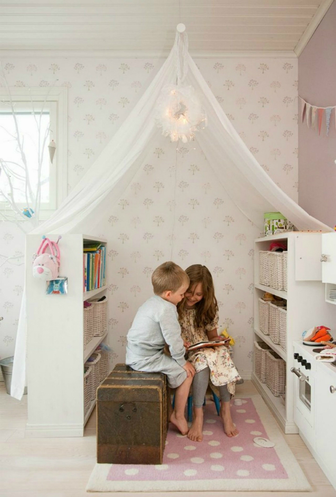 Interior Design Tips: 5 Reading Corners for Kids You'll Adore Interior Design Tips Interior Design Tips: 5 Reading Corners for Kids You'll Adore Best Decorating Tips to Make a Cheerful Reading Corner for Kids 3