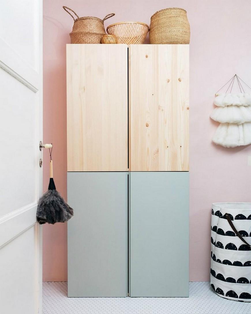 Scandinavian Wardrobes to Upgrade your Kids Bedroom Decor