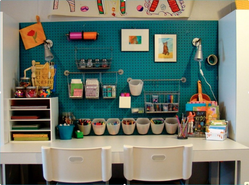 10 Study Room Ideas to Inspire Your Kid's Very Own study room ideas 10 Study Room Ideas to Inspire Your Kid's Very Own Back to School Furniture 5 Desks To do Homework in Style 1