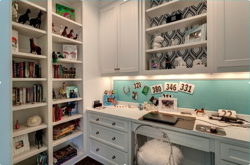 10 Study Room Ideas to Inspire Your Kid's Very Own Study Room Ideas 10 Study Room Ideas to Inspire Your Kid's Very Own Back to School Furniture 5 Desks To do Homework in Style 10