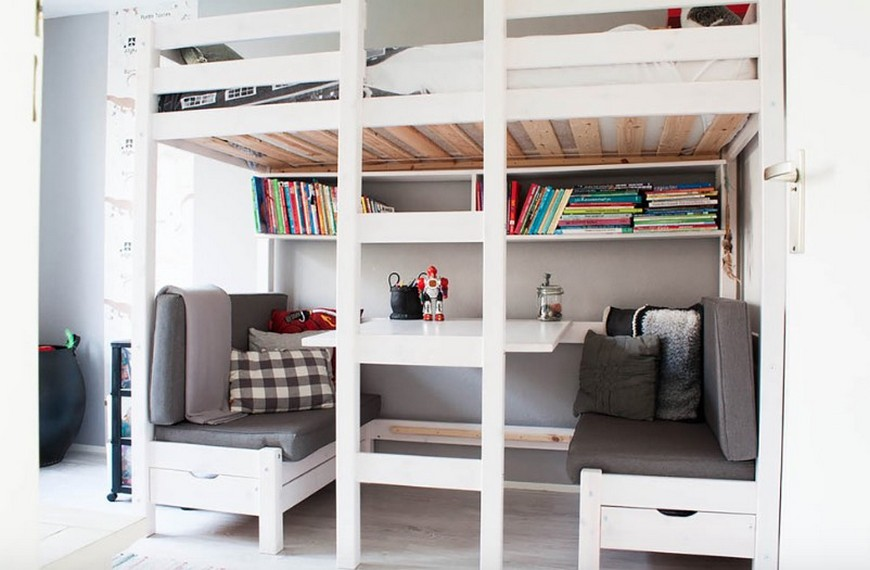 10 Study Room Ideas to Inspire Your Kid's Very Own study room ideas 10 Study Room Ideas to Inspire Your Kid's Very Own Back to School Furniture 5 Desks To do Homework in Style 6
